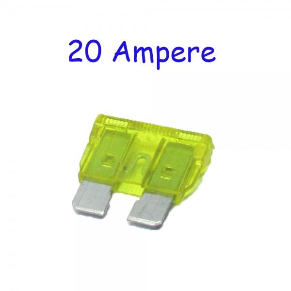 20 Ampere Standard-Sicherung Rabattartikel