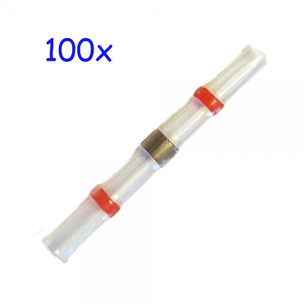 100 Lötverbinder rot Rabattartikel