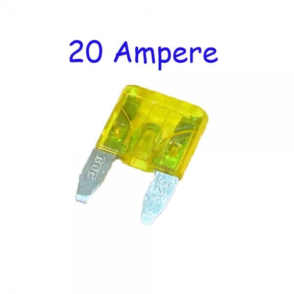 20 Ampere Mini-Sicherung Rabattartikel