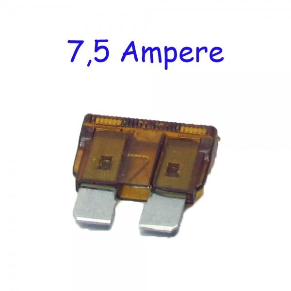 7,5 Ampere Standard-Sicherung Rabattartikel