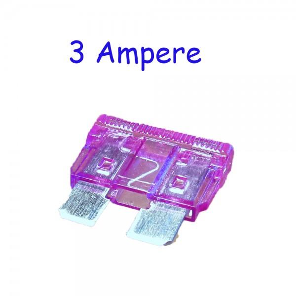 3 Ampere Standard-Sicherung Rabattartikel