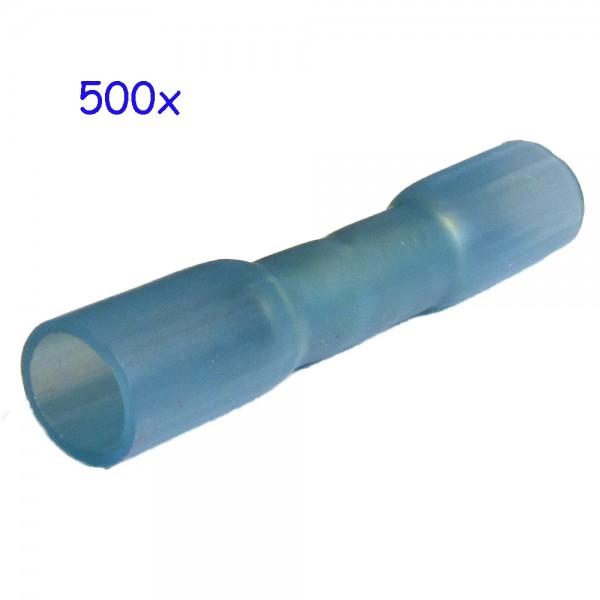 LEXOTECH® 500 Stossverbinder blau