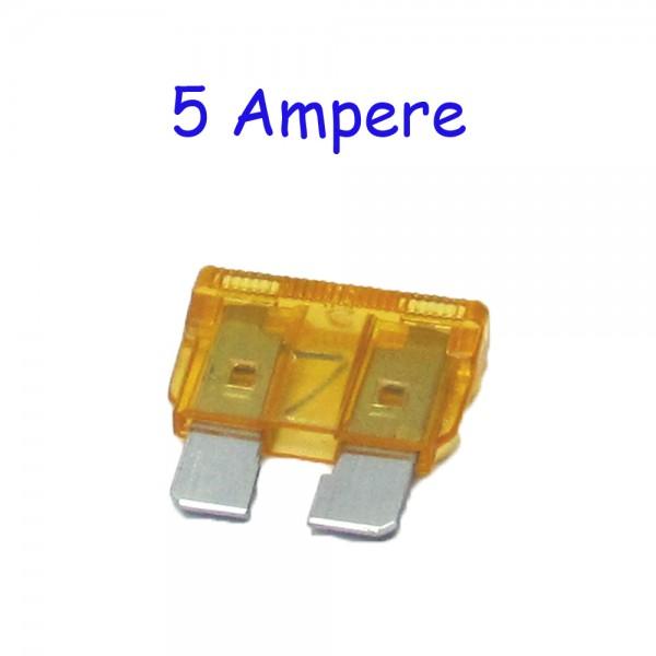 5 Ampere Standard-Sicherung Rabattartikel