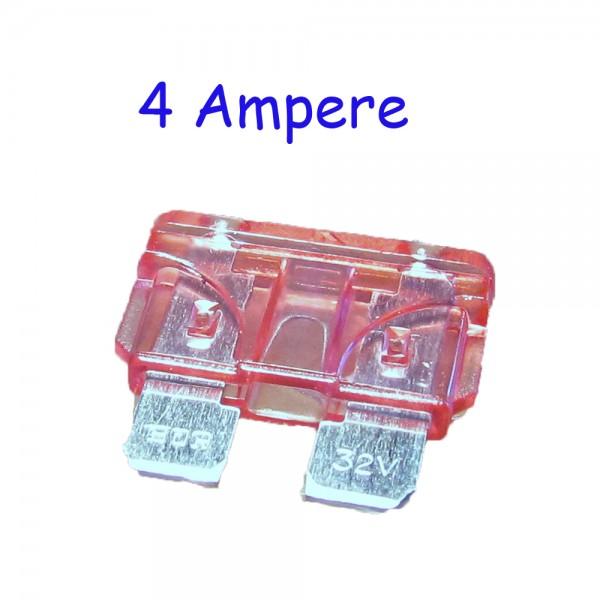 4 Ampere Standard-Sicherung Rabattartikel